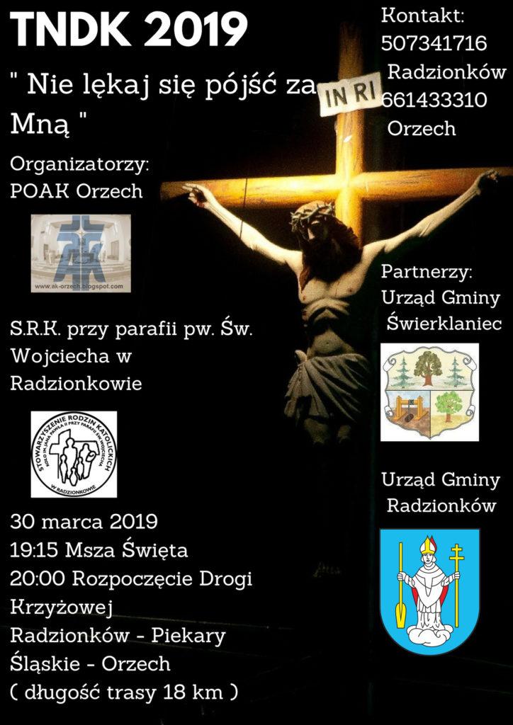 TNDK 2019 - plakat